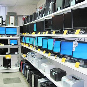 Компьютерные магазины Думиничей