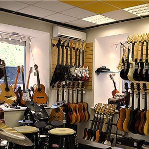 Музыкальные магазины Думиничей