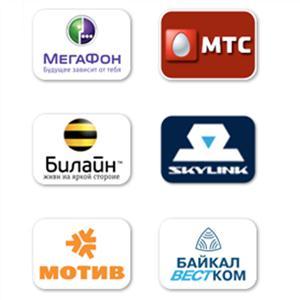 Операторы сотовой связи Думиничей