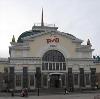 Железнодорожные вокзалы в Думиничах